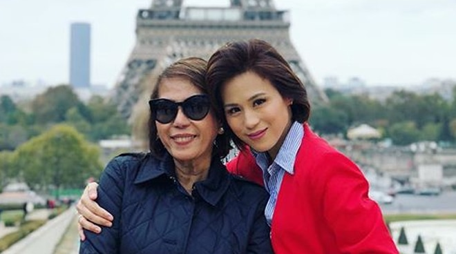 Mommy Pinty allowed Toni Gonzaga to do her first kissing scene in one condition