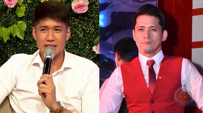 "Why Aljur Abrenica is thankful to his ""Papa"" Robin Padilla"
