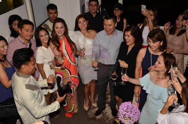 Vina Morales is a part owner of a new salon business called Beautizone.