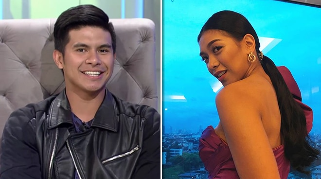 Kiefer Ravena on Alyssa Valdez: 'She never really left my side'