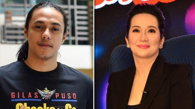 Kris Aquino expresses support for Terrence Romeo: 'Gusto kitang kaibiganin'