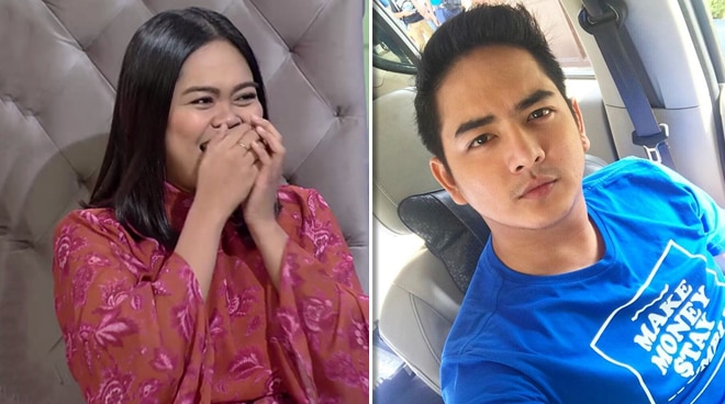 Alora Sasam on falling in love with Neil Coleta: 'Pinigilan ko, Tito Boy'