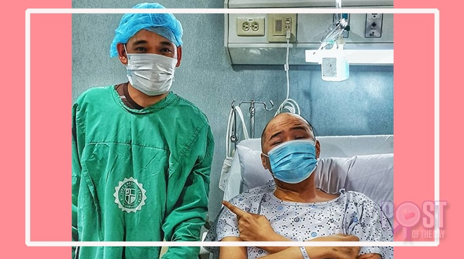 Badji Mortiz shares how grateful he is to his kidney donor