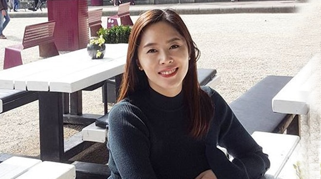 TV host Grace Lee, willing to give-up her Korean citizenship para maging 100% Pinoy