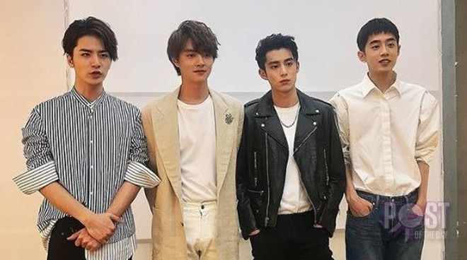 WATCH: New F4 performs new song 'For You'
