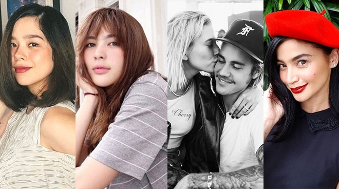 Pinoy celebrities react to Justin Bieber and Hailey Baldwin's engagement