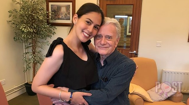 Vickie Rushton meets her dad's side of the family for the first time in 26 years
