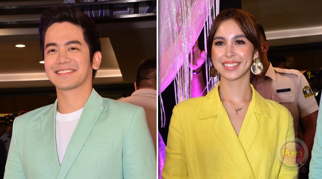 After 'I Love You Hater', Joshua Garcia and Julia Barretto sasabak na sa teleserye