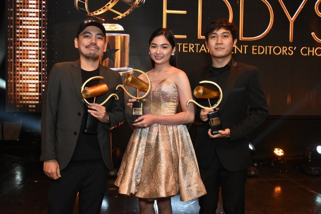 ICYMI, here are the event's highlights from this year's The EDDYs.