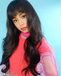 Maymay Entrata - With bangs