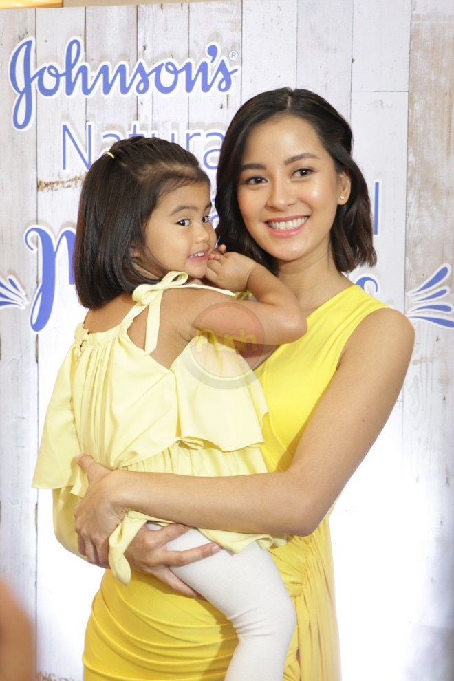 Bianca Gonzalez and daughter Lucia team up for skin care product brand