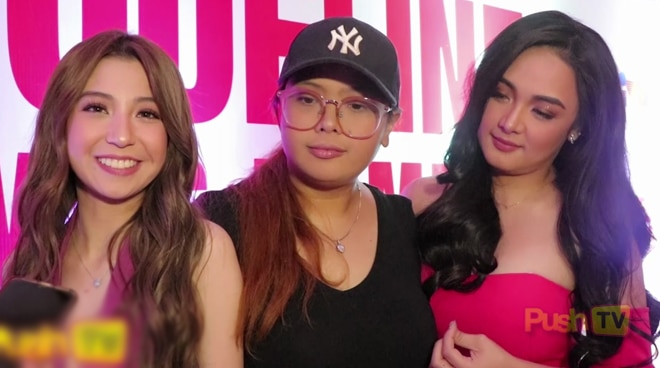 Why Donnalyn Bartolome, Meg Imperial want to keep their love lives private