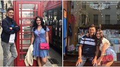 Love & Adventure: Vic Sotto and Pauleen Luna explore London