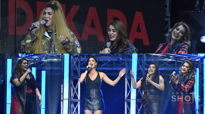 LOOK: 20th anniversary concert ng Aegis, star-studded
