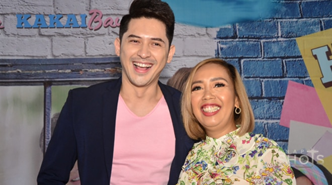 LOOK: Kakai Bautista and Ahron Villena to star in the rom-com Harry and Patty