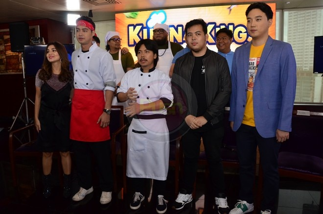 Star Cinema's comedy offering Kusina Kings will open on July 25 in cinemas nationwide.