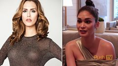 What does Pia Wurtzbach have to say about Spain's transgender Miss Universe contender?