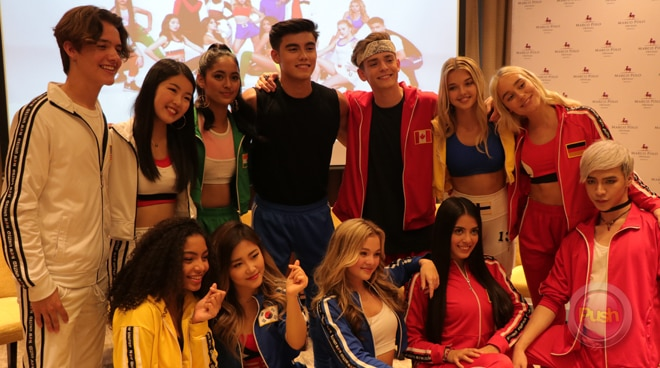 Global pop group Now United visits Manila