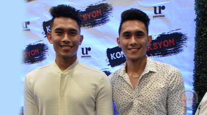 Toffee and Kenny Santos talk about joining the army after PBB