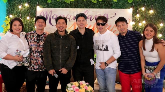 Streetboys reunite on Magandang Buhay, reveals their make-up tricks