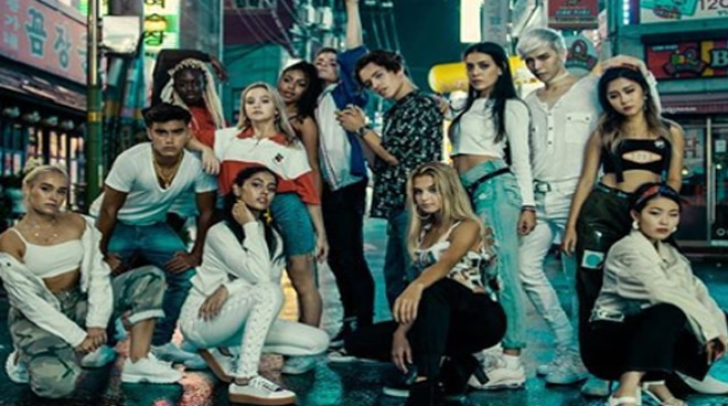 WATCH: Global pop group Now United premieres on American TV
