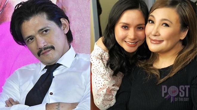 LOOK: Robin Padilla's 'past and present' women meet