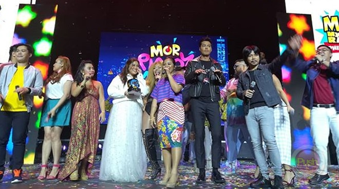 Here's the list of MOR Pinoy Music Awards 2018 winners