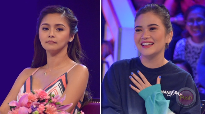Bela Padilla addresses GGV episode with Kim following an online backlash