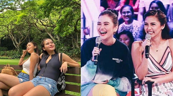 Kim Chiu to her friend Bela Padilla: 'I'm hoping na magkaka-jowa ka na soon'