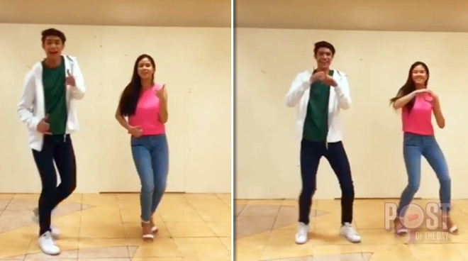WATCH: Donny Pangilinan and Kisses Delavin do the #InMyFeelings Challenge