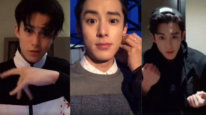 This viral video of new 'Dao Ming Si' Dylan Wang will make you feel 'kilig'
