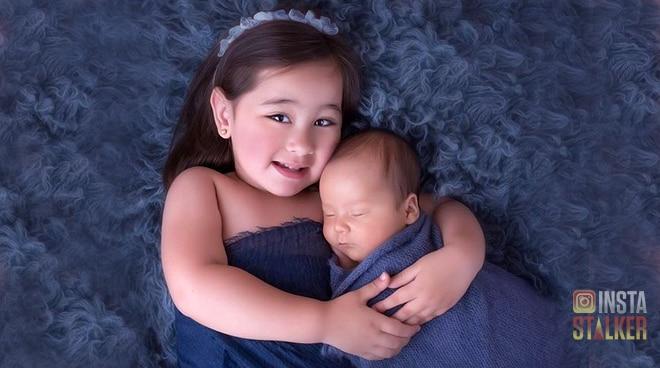 LOOK: Scarlet Snow Belo, a doting 'Scarletita' to her adorable nephew Hunter James