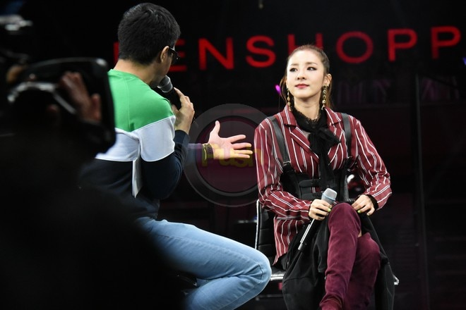 ICYMI, here are the highlights of Nam Joo-Hyuk and Sandara Park's recent Manila FanCon.