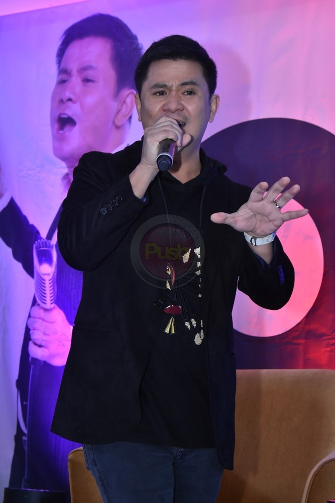 Ogie's star-studded concert will be on August 24 at the Big Dome.