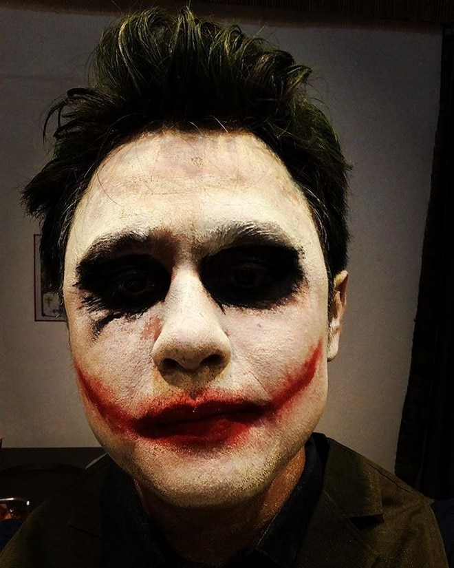 Fourth Solomon as The Joker