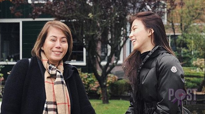 READ: Alex Gonzaga's sweet birthday message for her Mommy Pinty