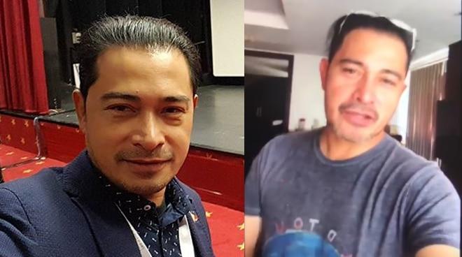 Cesar Montano, nagsalita na tungkol sa kanyang viral video greeting