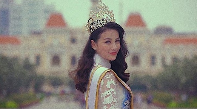 Miss Earth 2018 is Phuong Khanh Nguyen of Vietnam