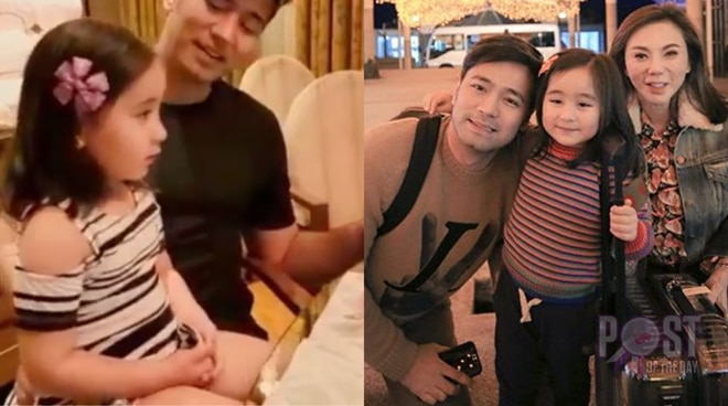 WATCH: Scarlet Snow, sings for a star-studded 'panel of judges.'