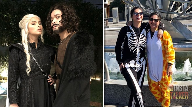 LOOK: Angel Locsin's Halloween vacation in L.A