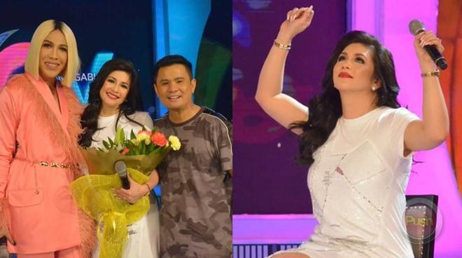 Regine Velasquez and Vice Ganda kumpirmadong magsasama sa isang Valentine Concert