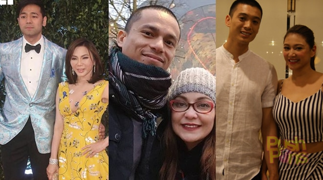 Age Doesn't Matter: Six Pinay celebs with younger partners
