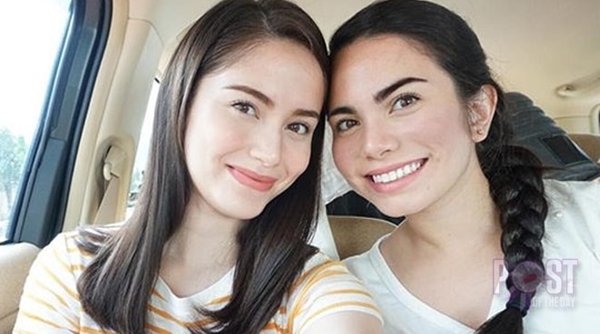 Jessy Mendiola reunites with sister in Japan