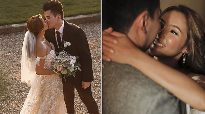 Ex-PBB housemate Cathy Remperas marries non-showbiz beau