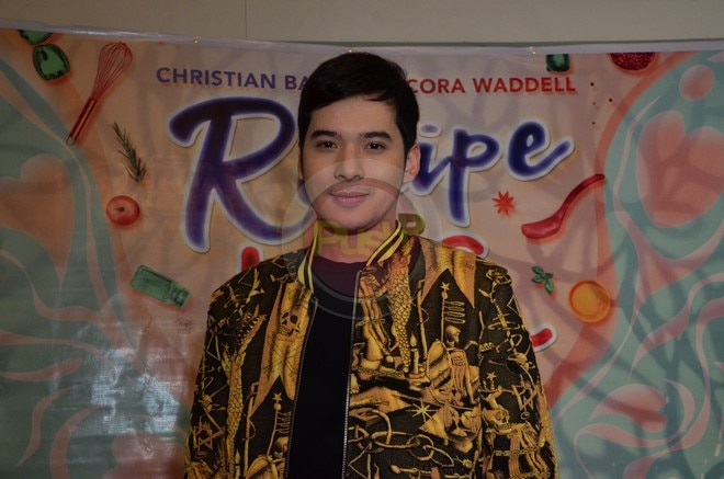 Pagbibidahan nina Cora at Christian ang Jose Javier Reyes movie na Recipe for Love.