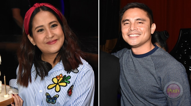 Jolina Magdangal confirms plans for a reunion movie with Marvin Agustin
