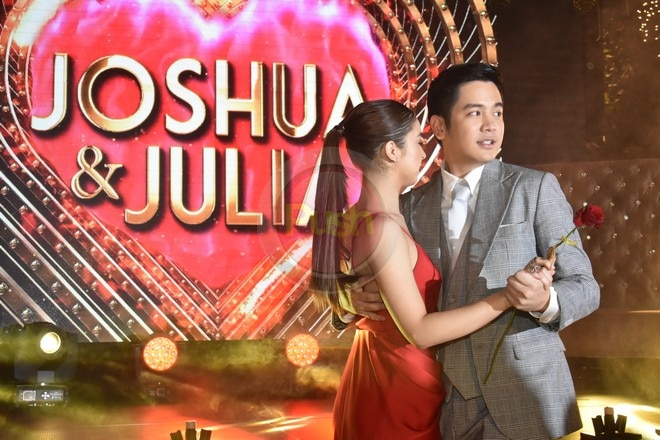 Joshua Garcia recently celebrated his 21st birthday with his loved ones including Julia Barretto.