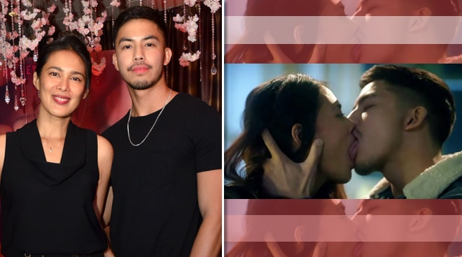 Angel Aquino on kissing Tony Labrusca: 'Ang sarap sarap'