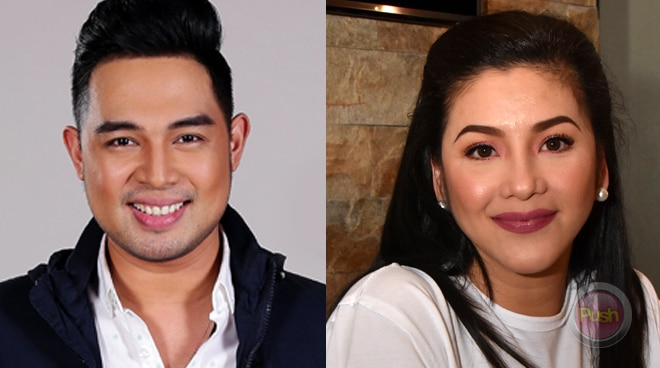 Jed Madela recalls how Regine Velasquez's former manager discovered him