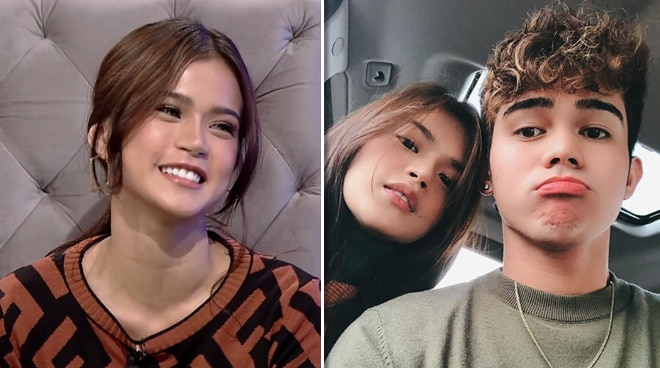 Maris Racal, inaming 'super' seloso si Inigo Pascual
